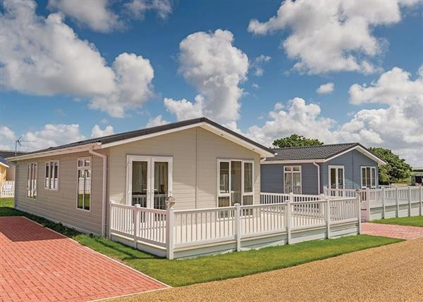 Have a great lodge holiday at Mundesley Holiday Village