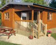 Oat Hill Farm Lodges in Crewkerne - Somerset