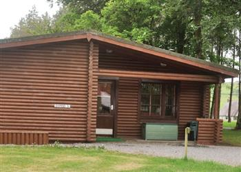 Relax in your Hot Tub with a glass of wine at Pantglas Hall Lodges