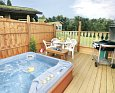Rudyard Lake Lodges in Leek - Staffordshire