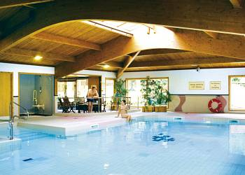 Lay in a Hot Tub at Sandybrook Country Park
