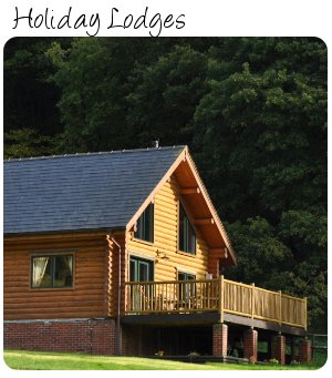 Holiday lodges in Peak District