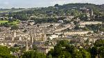 Bath Skyline in Bath and NE Somerset