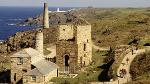 Levant Mine and Beam Engine in Cornwall