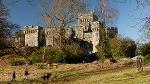 Wray Castle in Cumbria