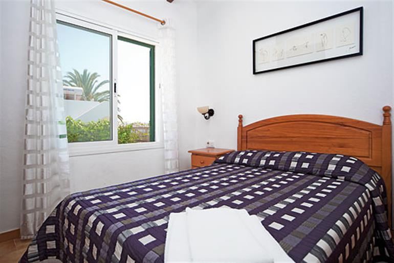 Bedroom in Irene, Punta Prima Menorca