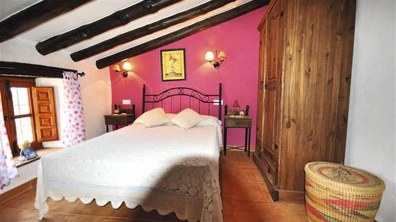 Villa El Jardin in Frigiliana, Costa Del Sol sleeps 4 people ...