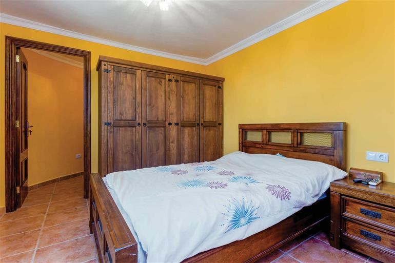 Bedroom in Villa Lucy, San Isidro
