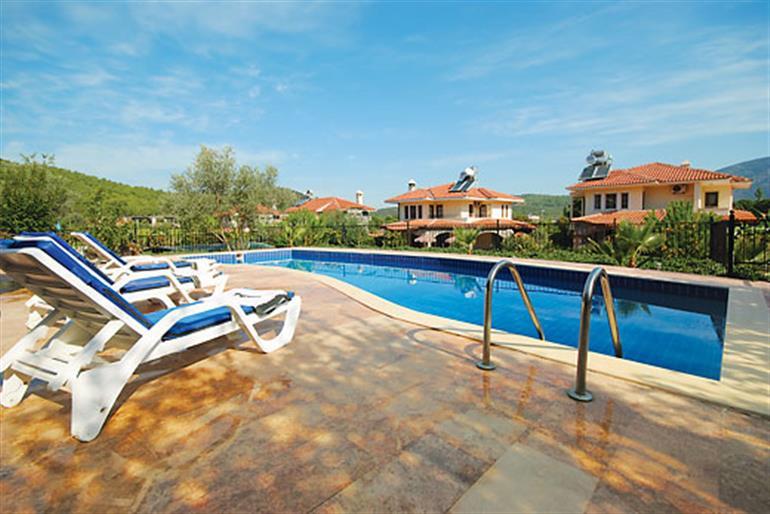 Allora ref 8229 in turkey with swimming pool villas in hisaronu mediterranean coast for for Villas in ireland with swimming pool