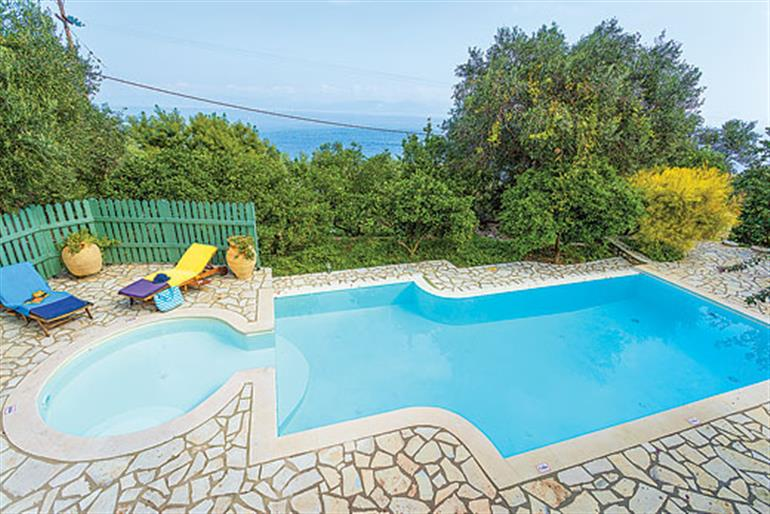 Renya Ref 4617 In Greece Villas In Gaios Paxos For