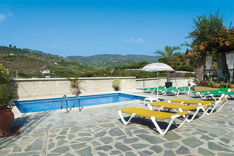 Villa Jomada Ref 9310 In Andalucia With Swimming Pool Villas In Frigiliana For Couples