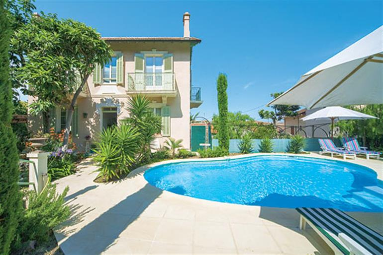 Villa St Roch Ref 5054 In France With Swimming Pool Villas In La Napoule Cote D 39 Azur For